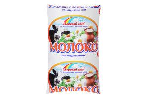 Молоко 3.2% Здоровий світ м/у 1кг