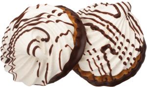 Печенье сахарное с отделкой Жемчужина Диканське кг