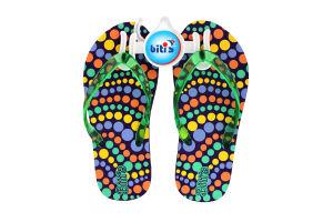 Тапочки-в'єтнамки дитячі Biti's №8154-Е 31-36