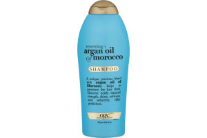 OGX Shampoo Renewing + Argan Oil of Morocco