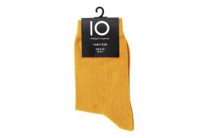 Шкарпетки IO №459 36-40 гірчиця