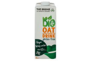 Напиток овсяный The Bridge органический б/глютена