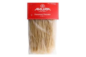 Изделия макаронные рисовые Лапша Akura м/у 250г