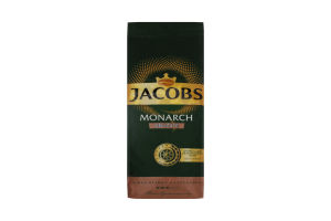 Кофе жареный молотый Monarch Delicate Jacobs м/у 225г