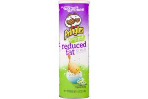 Pringles Sour Cream & Onion Reduced Fat Potato Crisps