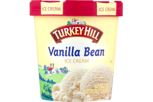Turkey Hill Ice Cream Vanilla Bean