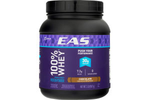 EAS 100% Whey Protein Powder Chocolate