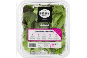 Gotham Greens Gourmet Lettuce Medley