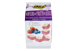Вафлі з лісовими ягодами Crich м/у 250г