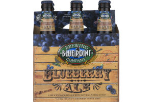 Blue Point Brewing Company Ale Blueberry