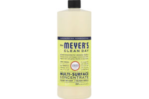 Mrs. Meyer's Clean Day Multi-Surface Concentrate Lemon Verbena