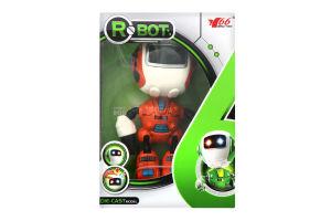 Игрушка Робот музыка/свет D*001