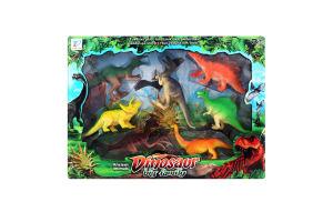 Набор игрушечный Динозавры D*-1