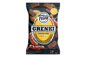 Грінки житні Баварські ковбаски Flint Grenki м/у 65г