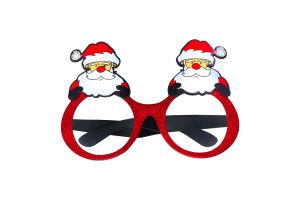 Очки карнавальные Дед Мороз Y1