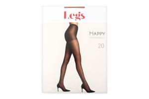 Колготи жіночі Legs Happy 20d All Day XL Amber №5