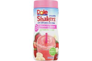 Dole Smoothie Shakers Strawberry Banana