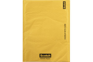 Scotch Bubble Mailer 10.5 X 15-Inch