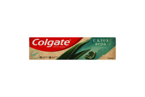 Паста зубна з алоє вера Турбота про ясна Colgate 75мл