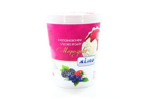 Морозиво лісова ягода Лімо відро 500г