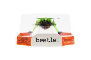 Нано-робот для детей от 3лет №477-2865 Beetle Hexbug 1шт в ассорт