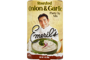 Emeril's Roasted Onion & Garlic Party Dip Mix