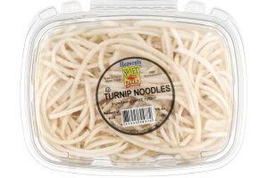 Heavenly Sweet Bites Turnip Noodles