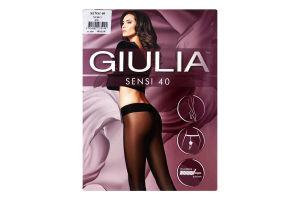 Колготки жіночі Giulia Sensi 40den 4-L nero