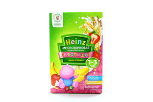 Каша Heinz багатозерна фруктово-йогуртова 200г