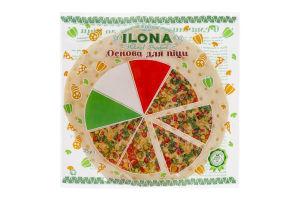 Основа для пиццы Ilona м/у 175г