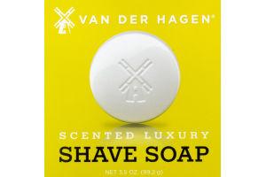 Van Der Hagen Scented Luxury Shave Soap