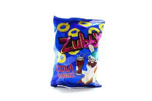 Кукурузные снеки со вкусом колы Zubby м/у 30г