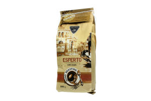 "Кава ""ESPERTO"" авторський купаж зерно 1кг"