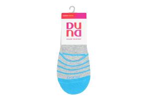 Шкарпетки жіночі Color your day Duna світло-сірі 23-25