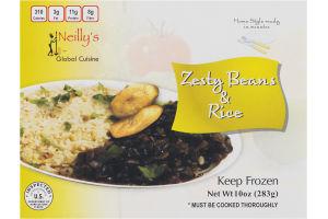 Neilly's Global Cuisine Zesty Beans & Rice