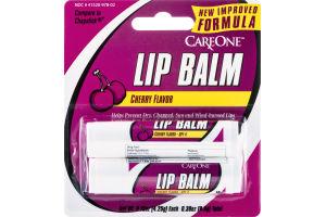 CareOne Lip Balm Cherry - 2 CT
