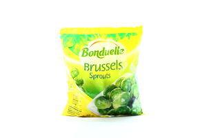 Капуста брюссельская замороженная Bonduelle м/у 400г