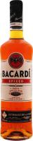 Ром 0.7л 40% Spiced Bacardi пл