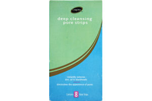 CareOne Deep Cleansing Pore Strips- 8 CT