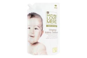 Кондиціонер для прання дитячого одягу органічний NatureLoveMere 1300мл