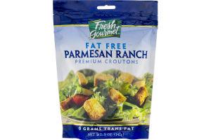 Fresh Gourmet Premium Croutons Fat Free Parmesan Ranch