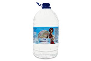 Вода мінеральна лікувальна негазована Царичанська п/пл 6л