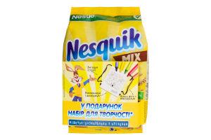 Набір сніданок сухий з вітамінами і мінералами Mix 460г+набір для творчості Nesquik 1шт