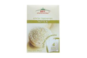 Крупа пшеничная в пакетиках Артек Бест Альтернатива к/у 4х70г