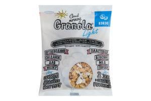 Гранола з кокосом Light Good morning, Granola м/у 55г