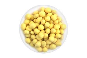 Арахис в хрустящей оболочке со вкусом сыра Crunchy кг