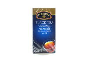 Чай Mabroc Орандж Пеко розсипний 250г