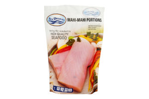 Sea Delight Mahi-Mahi Portions