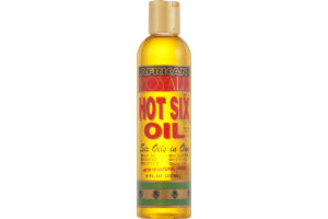 African Royale Hot Six Oil