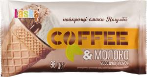 Мороженое Laska Вкусы Колумбии кафе молоко пл в/ст